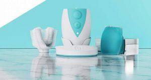 Das Österreichische Start-Up Amabrush GmbH stellte 2017 die Amabrush vor, ein Gerät, das optisch an einen Schnuller erinnert, die Zähne allerdings in nur zehn Sekunden vollautomatisch reinigen soll. Wie Medien berichten stellte das Unternehmen nun einen Insolvenzantrag. (Bild: Amabrush)