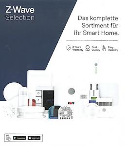 TFK hat zum Thema Smart Home einiges im Programm: Unter der Bezeichnung Z-Wave Selection beispielsweise werden geprüfte Smart Home-Produkte verschiedenster Hersteller gemeinsam vermarktet.
