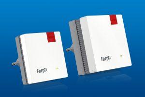 AVM ergänzt sein Repeater-Sortiment um die beiden WLAN Mesh-Modelle FRITZ!Repeater 1200 und FRITZ!Repeater 600.
