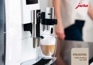 Vom 7. bis zum 30. Oktober 2019 ist wieder die JURA Coffee Academy Tour in ganz Österreich unterwegs.