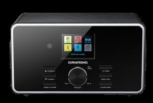 Das All-in-One-Radio TR 3200 BT von Grundig beherrscht nicht nur DAB+, Internetradioempfang und UKW, sondern kann auch Musik vom Smartphone streamen.