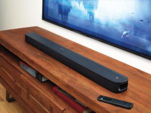 Mit der Link Bar will JBL das TV-Erlebnis nachhaltig verändern.