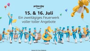Der Amazon Prime Day ist für Schnäppchenjäger ein Segen, der Handelsverband rät hingegen zur Vorsicht. Generell sei Amazons Vorgehen mit Vorsicht zu genießen. (Bild: Amazon)