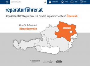 Um von der Wegwerfgesellschaft wegzukommen, wurde in Niederösterreich rückwirkend zum 1. Juli ein Reparaturbonus gestartet.