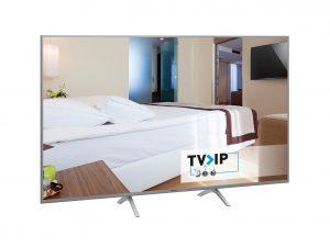 Durch die Kooperation mit Televes stärkt Panasonic seine Position im Hotel-TV-Bereich und bietet auf Basis von TV>IP nun noch vielfältigere Lösungen.