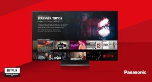 """Nach ausgewählten LCD-Modellen erhalten nun auch alle OLED-Fernseher des Jahres 2019 die Auszeichnung als """"Netflix Recommended TVs""""."""