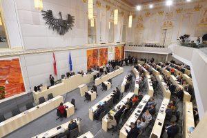 """Das österreichische Parlament hat eine Studie zum Thema """"5G-Mobilfunk und Gesundheit"""" in Auftrag gegeben."""