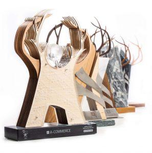 """Mit dem E-Commerce Preis """"Anton Award"""" werden österreichische Online- bzw- Multichannel-Händler sowie innovative Dienstleister belohnt, die Kundenservice, ein einfaches Einkaufserlebnis und Benutzerfreundlichkeit in den Vordergrund stellen. (Bild: Anton Award, A-Commerce)"""