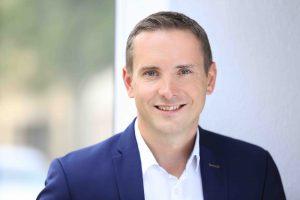 Daniel Köhn führt als neuer Head die Electrolux Division Wellbeing & SDA für das Cluster Deutschland und Österreich. (Bild: Electrolux)