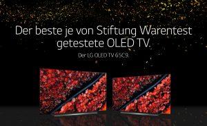 """Die unabhängigen StiWa-Tester zeichneten OLED-Fernseher mit der Bestnote aus und bilanzierten: """"Unser neuer Testsieger ist ein OLED-Fernseher."""""""