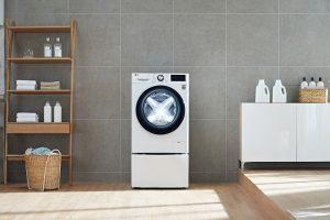 Bei den AI DD-Waschmaschinen von LG sorgt Künstliche Intelligenz für mehr Bedienkomfort und optimierte Waschergebnisse – sowohl in puncto Sauberkeit als auch Dauer.
