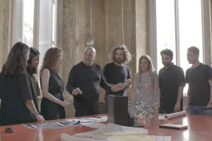Auf der IFA in Berlin werden die ersten Ergebnisse der Zusammenarbeit von LG Signature und dem Studio Fuksas präsentiert.
