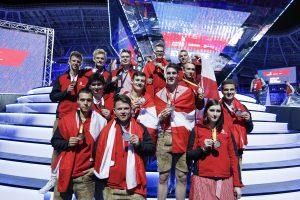 Das Team Austria durfte sich über insgesamt zwölf Medaillen freuen – 6x Gold, 5x Silber und 1x Bronze.