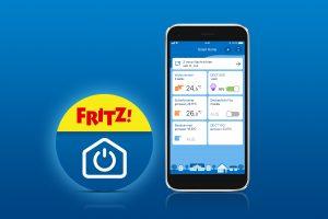 Die neue FRITZ!AppSmart Home für Android und iOS ist die perfekte Steuerung des smarten Heimnetzes von FRITZ!. Alle Smart-Home-Produkte lassen sich schnell aufrufen und sind direkt schaltbar.