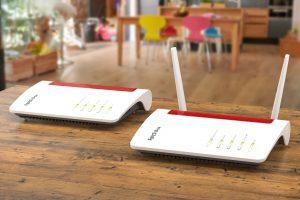 Auf der IFA 2019 stellt AVM u.a. neue FRITZ!Box Modelle für den neuen WLAN-Standard Wi-Fi 6 und den neuen Mobilfunkstandard 5G vor.
