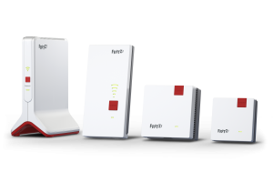 Die neue FRITZ!Repeater-Generation: FRITZ! Repeater 600 - klein und kompakt; FRITZ!Repeater 1200 – leistungsfähig und kompakt; FRITZ!Repeater 2400 für die anspruchsvolle drahtlose Vernetzung; FRITZ!Repeater 3000 für High-End WLAN.