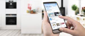Die Home Connect Aoo wurde gründlich überarbeitet und soll so den Nutzern u.a. eine bessere Bedienbarleit und neue Funktionen bieten.