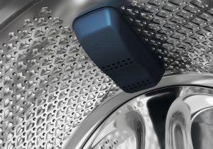Die AquaTech-Waschmaschine  ermöglicht laut Beko die Hälfte der Waschzeit bei doppelter Pflege, indem die Leistung des Wassers mit einem neu gestalteten Paddel erhöht wird.