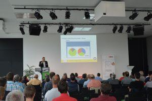 Zum Tag der Elektrotechnik kamen rund 160 Interessierte ins WIFI Linz.