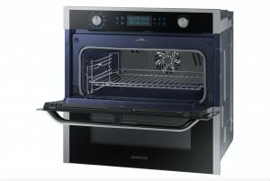 Samsung bringt mit derIFA seinen Dual Cook Steam Oven nach Europa.
