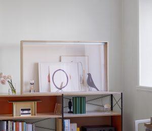 Die Zukunft des Fernsehers: Der transparente OLED-Prototyp kann auf dem Panasonic Messestand (Halle 5.2) bestaunt werden.