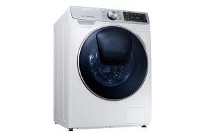 Dank QuickDrive, eine zusätzliche Wasserzufuhr von oben und schnelle Schleuderzahlen, können bis zu 5 kg Wäsche in nur 39 Minuten effektiv gereinigt werden.