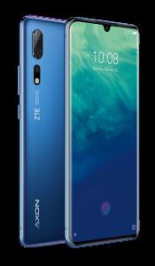 Nach dem ersten 5G-Datentarif startet Drei nun auch bei den Smartphones ins 5G-Zeitalter. Heute, 4. Oktober 2019, beginnt der Betreiber mit dem Vorverkauf des ZTE Axon 10 Pro 5G.