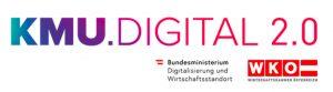 Die Antragstellung für das Förderungsprogramm KMU DIGITAL 2.0 startete am Montag, den 28. Oktober. (Bild: Screenshot WKÖ)