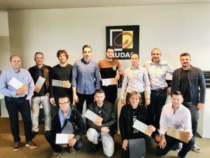 Ende September besuchte Tremtec AV mit ausgewählten Partnern die Firmenzentrale von PVS ins Belgien.