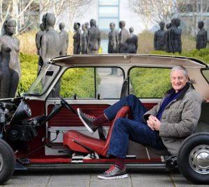 Dyson stoppt die erst vor wenigen Jahren gestartete Entwicklung und Forschung von Elektroautos. (Bild: Dyson)