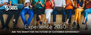 In zehn Jahren werden 67 Prozent der Kundeninteraktion von intelligenten Maschinen abgewickelt – prognostiziert die von SAS gesponsorte Umfrage.