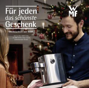 Zum Ende des Jahres will die WMF Group wieder mit einer stimmungsvollen Weihnachtspromotion Akzente setzen.