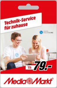 Das österreichische Startup Helferline und MediaMarktSaturn in Österreich arbeiten nun zusammen – vorerst in Form eines Pilotprojektes, sollte es funktionieren, wird der Service ausgebaut. (Bild: MediaMarktSaturn)