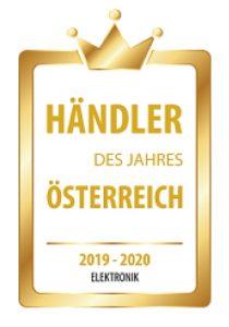 """MediaMarkt angelte sich Platz 1 bei der Wahl """"Bester Händler des Jahres"""" in der Kategorie """"Elektronik""""."""