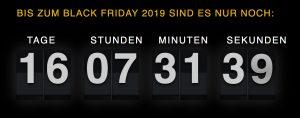 """Der Countdown läuft. """"Preisaktivist"""" Roman Kmenta befragte Konsumenten und Händler in Österreich und Deutschland zu ihren Erwartungen den Black Friday betreffend. (Bild: Screenshot blackfridaysale.at)"""