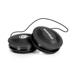 """Die Bluetooth-Kopfhörer von Earebel liefern nun """"Sound by JBL""""."""
