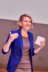 """Elisabeth Biedermann wird ab Jänner 2020 neuer """"Head of Content"""" bei Reed Exhibitions Österreich. (Bild: Reed Exhibitions)"""