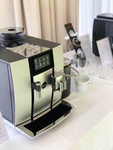 Die GIGA 6 war einer der Stars bei der diesjährigen Jura Coffee Academy Tour.