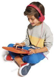 Natürlich bietet JBL auch Kopfhörer für Kids.