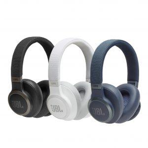 Mit der Live-Serie gibts auch klangstarke Kopfhörer.
