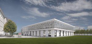 """Der neue Jura Campus am Heimatstandort Niederbuchsiten soll die Laborkapazität in der Entwicklung von Kaffeevollatuomaten beim Hersteller verdreifachen. Davon erhofft scih der Hersteller eine """"Beschleunigung der Innovation"""