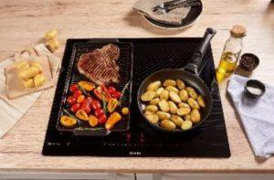"""Die OmniFlex-Induktionskochfelder verfügen über die bisher größte XXL-Kochfläche aller Gorenje-Modelle – """"ausgestattet mit Funktionen, die sich individuell den Nutzern anpassen"""", wie das Unternehmen erläutert. (Bild: Gorenje)"""