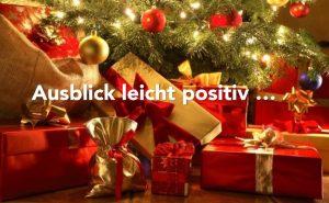 Laut Handelsverband- und WIFO-Prognose zum diesjährigen Weihnachtsgeschäft wird es einen weihnachtsbedingten Mehrumsatz von 1,22 Mrd. Euro netto geben. (Bild: Handelsverband, WIFO)