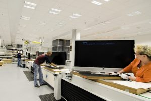 Wird es weiterhin eine TV-Fertigung in Kronach geben? Laut Insidern will Hisense den Standort in Oberfranken zum Teil erhalten.