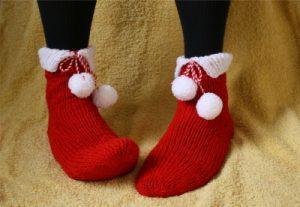 Socken zählen nach wie vor zu den unbeliebtesten Weihnachtsgeschenken. (Bild: CarolaPohle/ pixelio.de)
