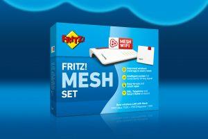 Ab sofort gibt es in Österreich ein neues, günstiges Mesh-Set von AVM bestehend aus der FRITZ!Box 7530 und dem FRITZ!Repeater 1200.