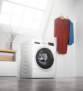 Stiftung Warentest und der Verein für Konsumenteninformation (VKI) haben aktuelle Waschtrockner-Modelle auf Leistungsfähigkeit, Langlebigkeit, Umwelteigenschaften und Komfort geprüft. In fast allen Teilbereichen lag der Bosch Waschtrockner WDU28540 vorn und holte somit den Testsieg