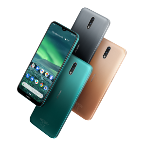 HMD erneuert seine 2er-Serie. Mit dem Nokia 2.3 stellt das Unternehmen ein Smartphone mit 6.2 Zoll Display und großer Akku-Kapazität zu einem recht aggressiven Preis vor.
