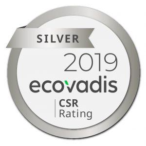 Die Liebherr-Hausgeräte Lienz GmbH wurde von EcoVadis mit dem Silberstatus für besondere Nachhaltigkeitsleistungen ausgezeichnet. (Bild: EcoVadis)