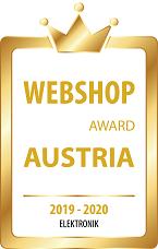 """MediaMarkt erhielt – nach der Auszeichnung """"Bester Händler 2019-2020"""" in der Kategorie """"Elektronik"""" im November - nun auch den Titel """"Bester Webshop 2019-2020"""". (Bild: MediaMarkt, Q&A, HL Marketing+Beratung)"""